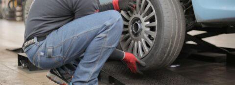 Reifenwechsel und Reifenservice
